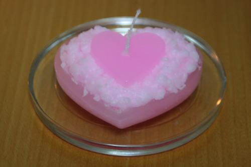 ハート(ピンク)